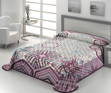 Deka Luxury Plus Purple 220x240 cm