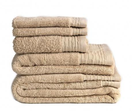 Sada 2 uteráky Lisa Beige 30x50 cm