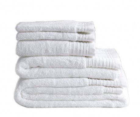 Sada 2 uteráky Lisa White 30x50 cm