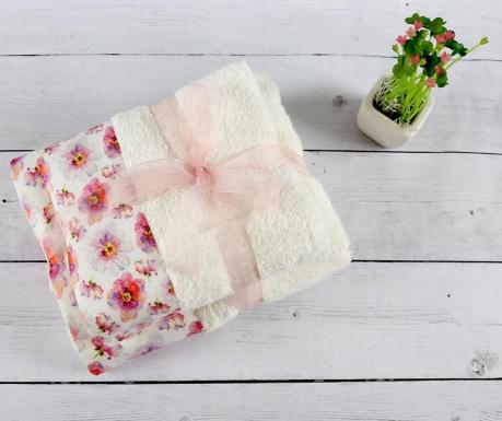 Σετ 3 πετσέτες μπάνιου Bambu Duygu