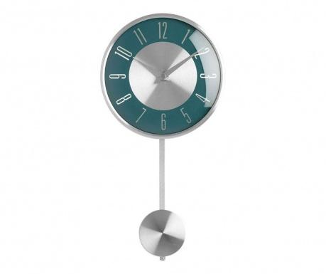 Стенен часовник с махало Style Blue