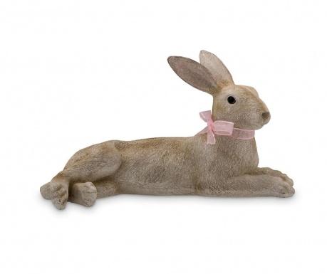 Rabbit Lady Resting Dísztárgy