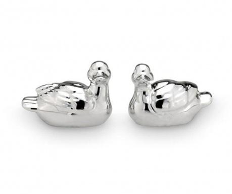 Duck Pair 2 darab Dekoráció