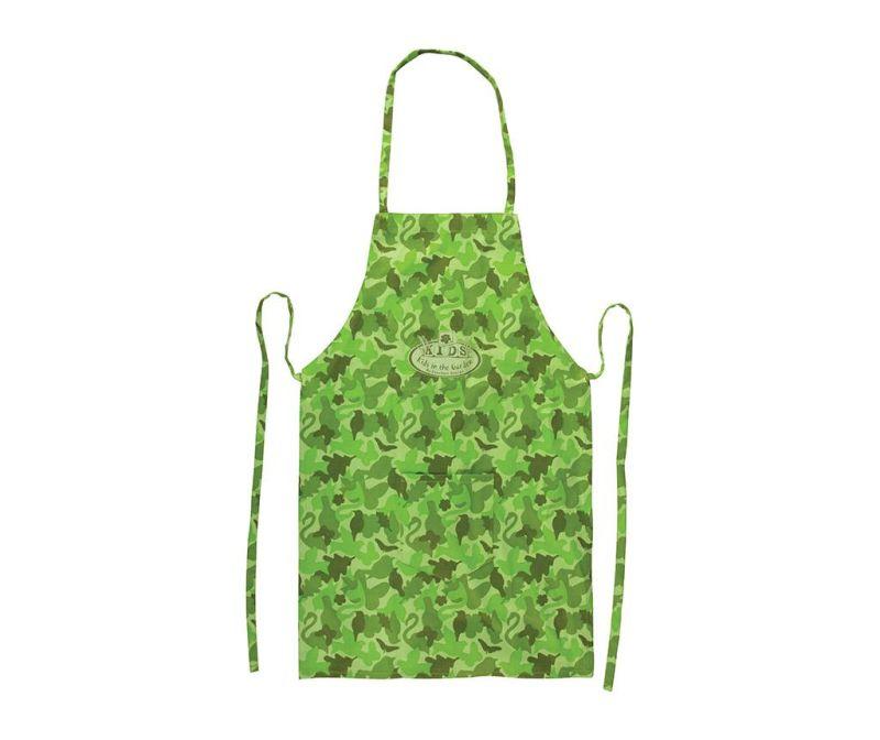Zahradní zástěra pro děti Camouflage