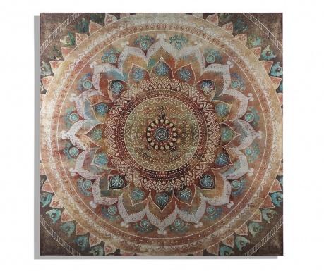 Mandala Kép 90x90 cm