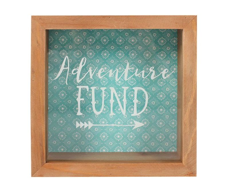 Pokladnička Adventure Fund