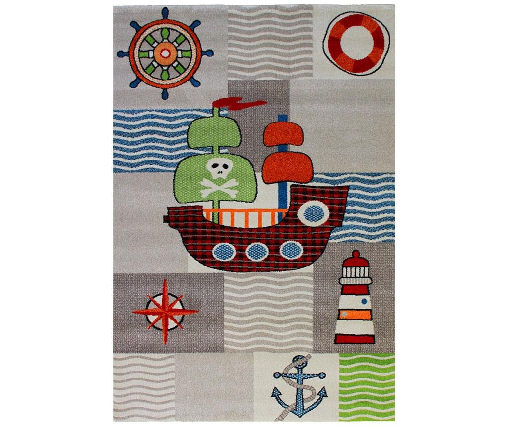 Ship Cream Szőnyeg 120x170 cm