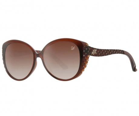 Γυναικεία γυαλιά ηλίου Swarovski Round Braid