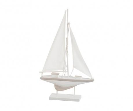 Dekorácia White Boat