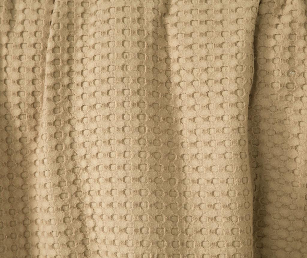 Přehoz Rami Brown 180x230 cm