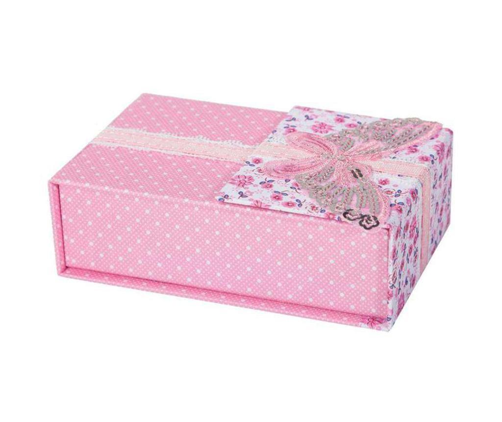Škatla za šivalni pribor Butterfly