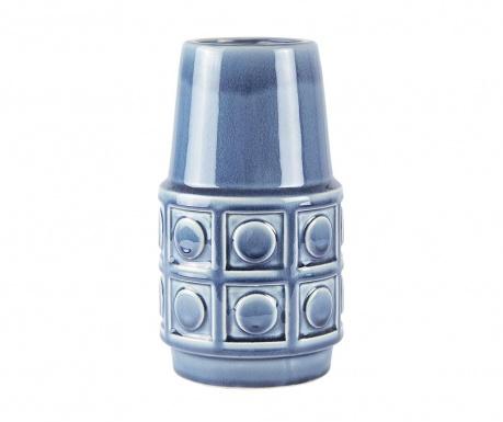 Vaza Rustic Round Blue