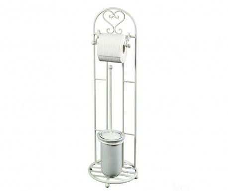 Βάση ρολού τουαλέτας και βούρτσα τουαλέτας Charming Light