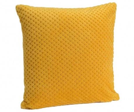Διακοσμητικό μαξιλάρι Chess Yellow 40x40 cm