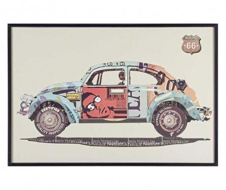 Obraz Vintage Car 42x62 cm