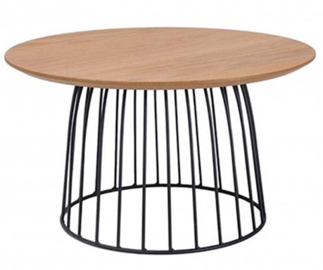 Isoke Round Dohányzóasztal
