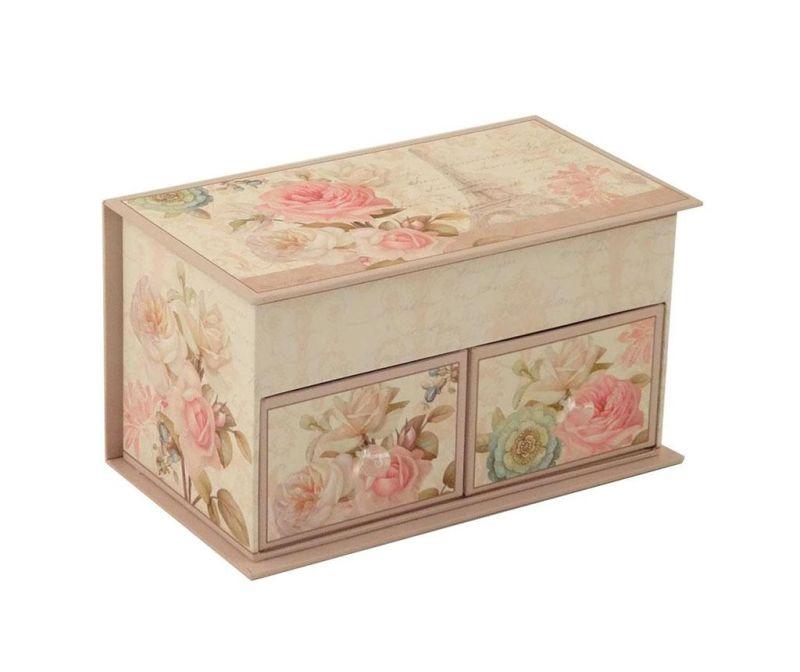 Škatla za nakit Romantic Roses