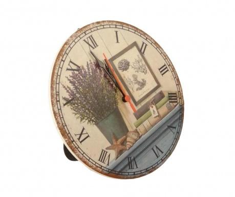 Stolové hodiny Lavender