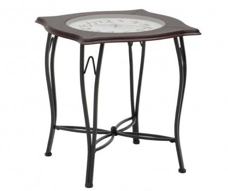 Konferenčný stolík s hodinami Dexter