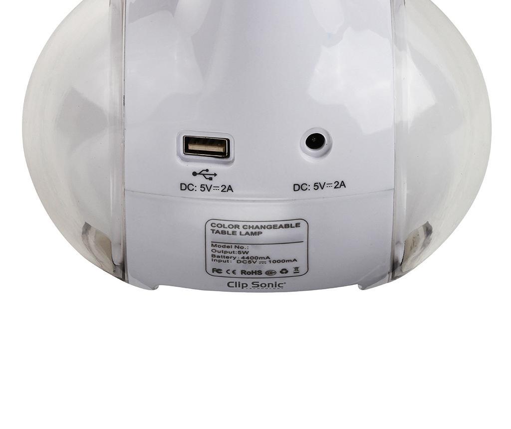 Svjetiljka s ugrađenim zvučnikom Gett