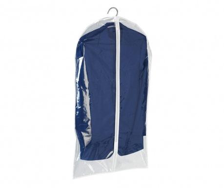 Husa pentru haine Transparent 60x100 cm