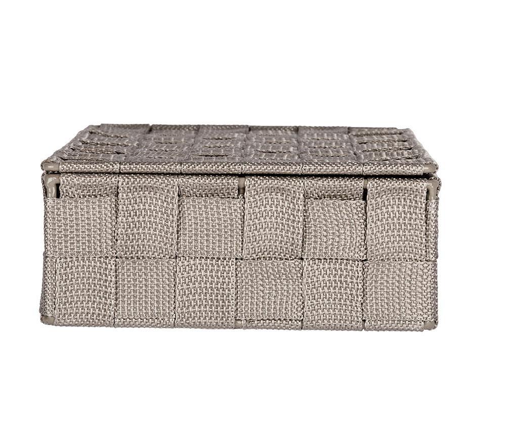 Kutija s poklopcem Adria Taupe Long
