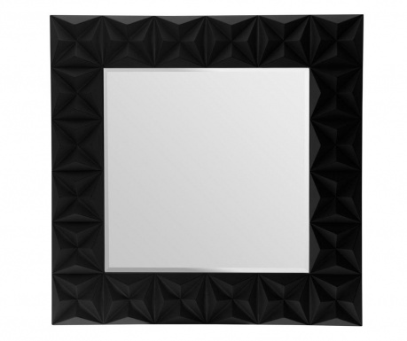 Zrkadlo Glossy Black
