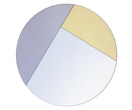Zrcalo Ego Gold Grey
