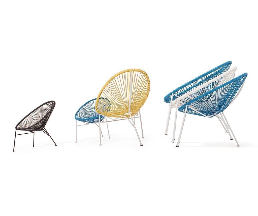 Dorothy Yellow Kültéri szék