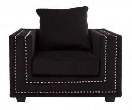 Fotelj Chester Black