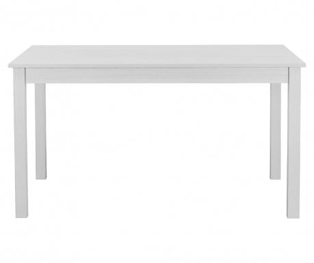 Rozkladací stôl Nova Rectangular White