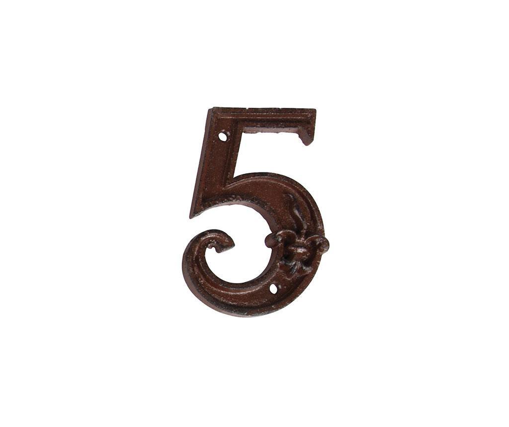 Hišna številka Five