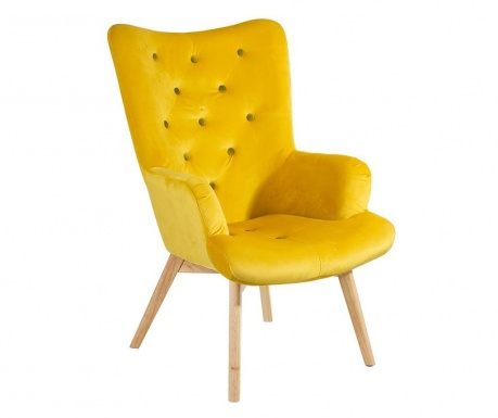 Nordica Yellow Fotel