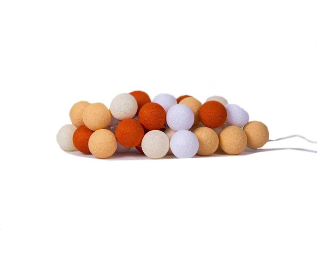 Ghirlanda luminoasa Favorites Orange 264 cm