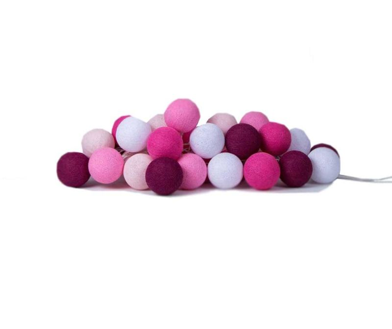 Favorites Pink Fényfüzér 264 cm