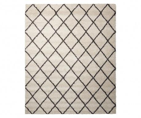 Bris Ivory and Charcoal Szőnyeg 152x213 cm