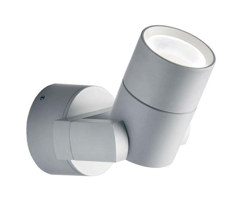 Vanjska zidna ili stropna svjetiljka Paros Grey