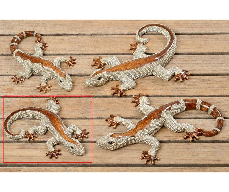 Lizard Bijan Two Dísztárgy S