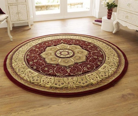 Dywan Heritage Red Circle 150 cm