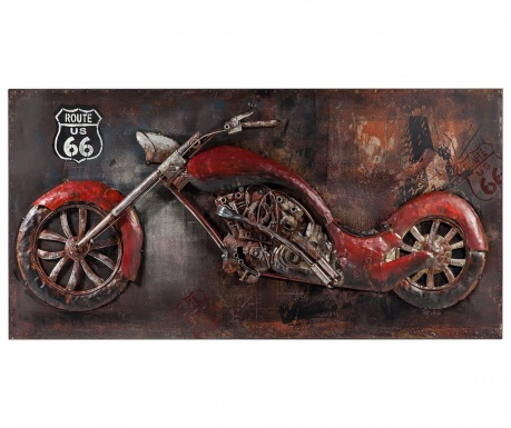Zidni ukras Antiques Motorcycle
