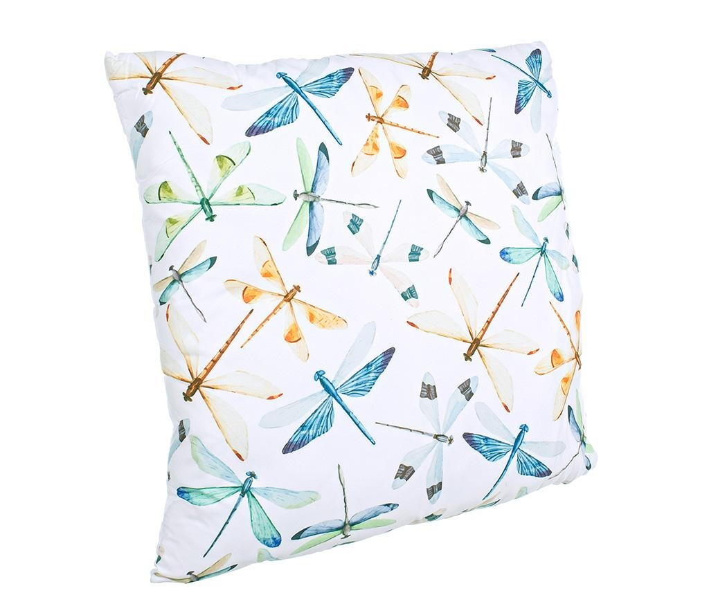Perna decorativa Dragonfly 45x45 cm