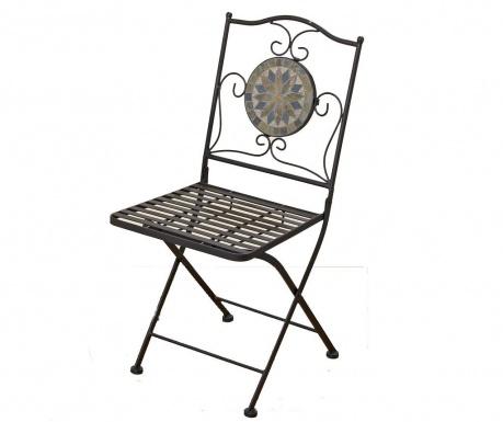 Skladacia stolička do exteriéru Lisa