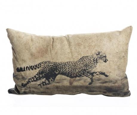 Dekoračný vankúš Wild Cat 30x50 cm
