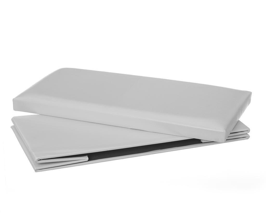 Zložljiva klop Simple White