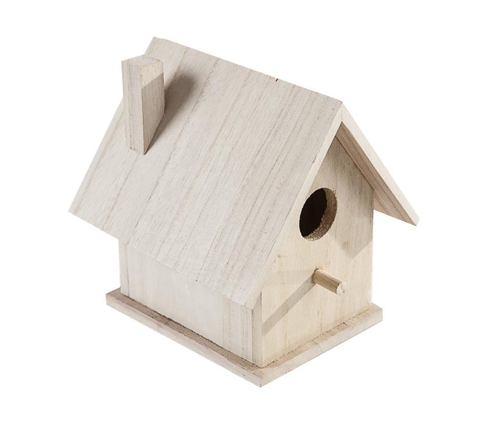 DIY ptičja hišica Linny