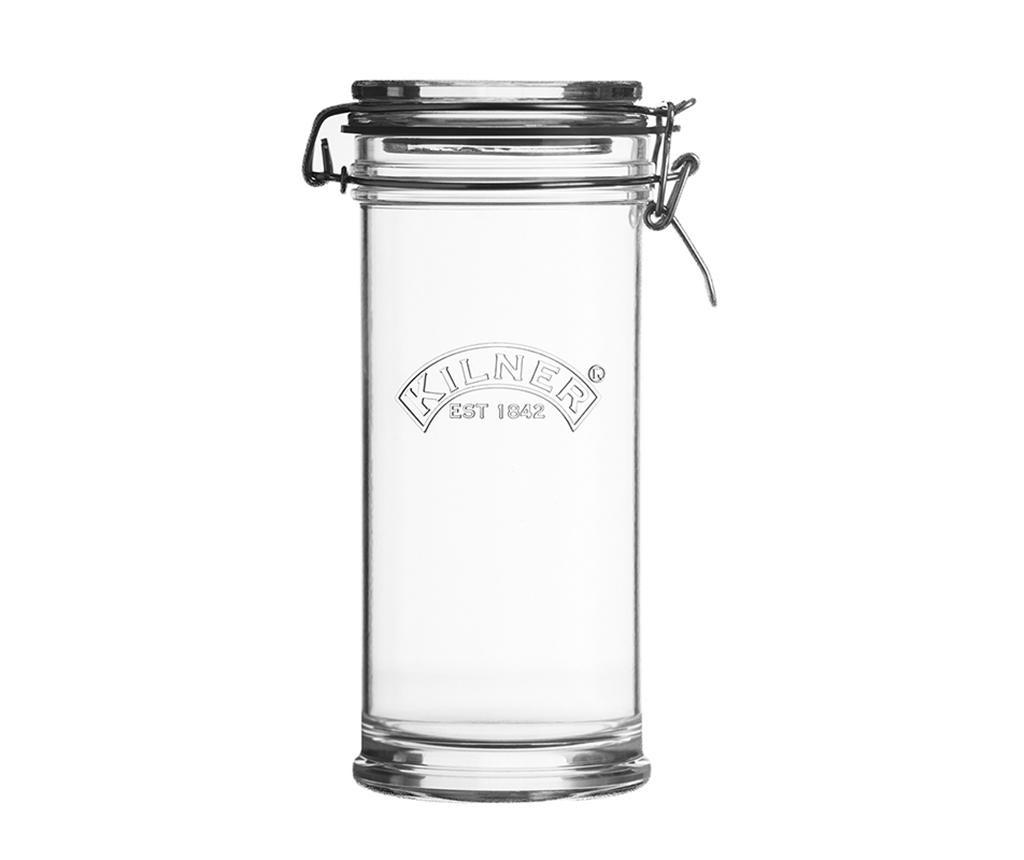 Steklenka s tesnilnim zapiranjem Mina Top 1.05 L