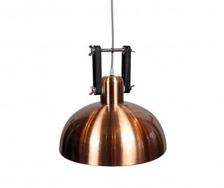 Závesná lampa Dexter Chrome