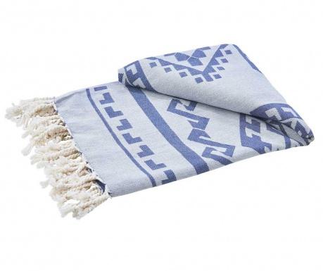 Πετσέτα μπάνιου Caya Stuff Jeans 90x180 cm
