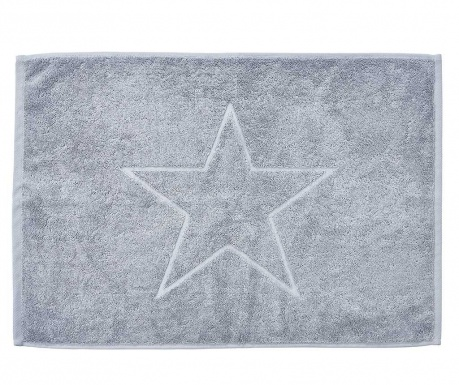 Πετσέτα ποδιών Star Style Grey 50x70 cm