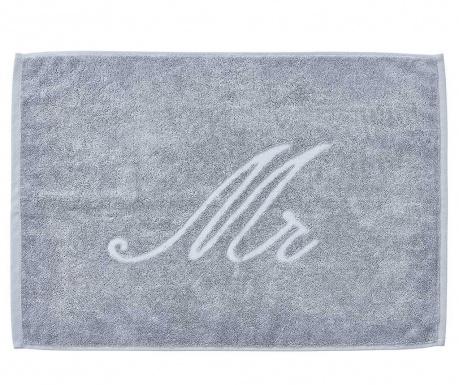 Πετσέτα ποδιών Mr Style Grey 50x70 cm